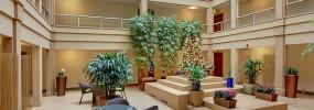 Luxe Condos Atrium